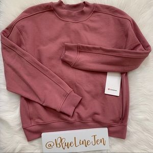 Quicksand Chill On Pullover NWT